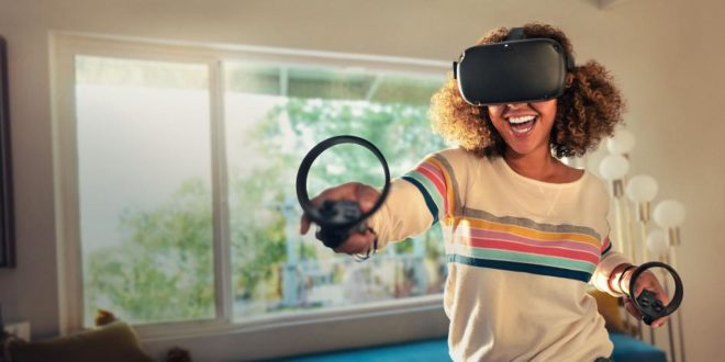 Oculus Quest commandes vocales link AMD