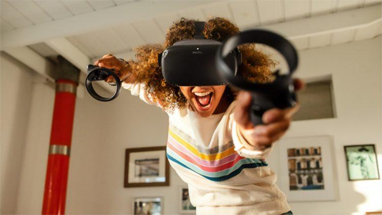 Oculus Quest commandes vocales