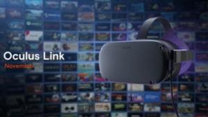 Configuration PC minimale pour Oculus Link