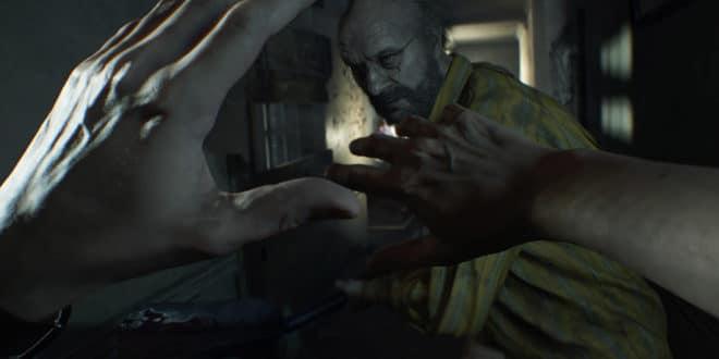Resident Evil 7 1 million de joueurs