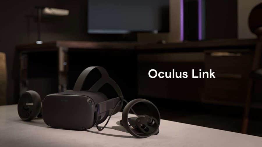 Améliorer la résolution Quest Oculus Link