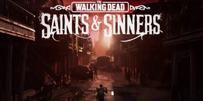 walking dead saints and sinners precommandes