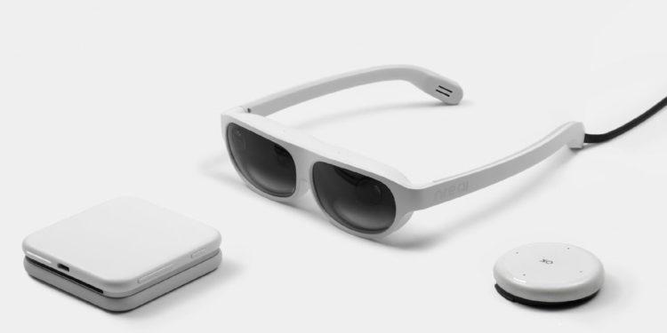 Apple brevet visage AR VR