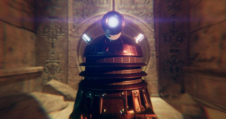 Doctor Who : The Edge of Time Quest