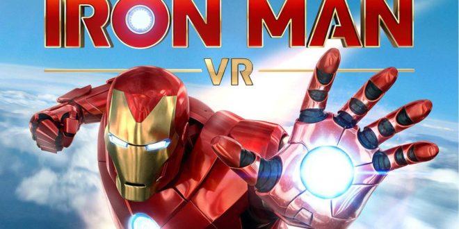 Iron Man VR sortie