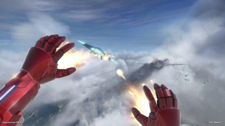 Iron Man VR date de sortie