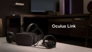 Câble Oculus Link officiel disponible