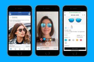 facebook pub réalité augmentée tutoriel