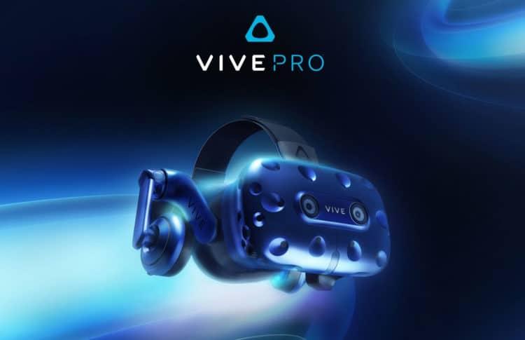 HTC réorientation réalité virtuelle