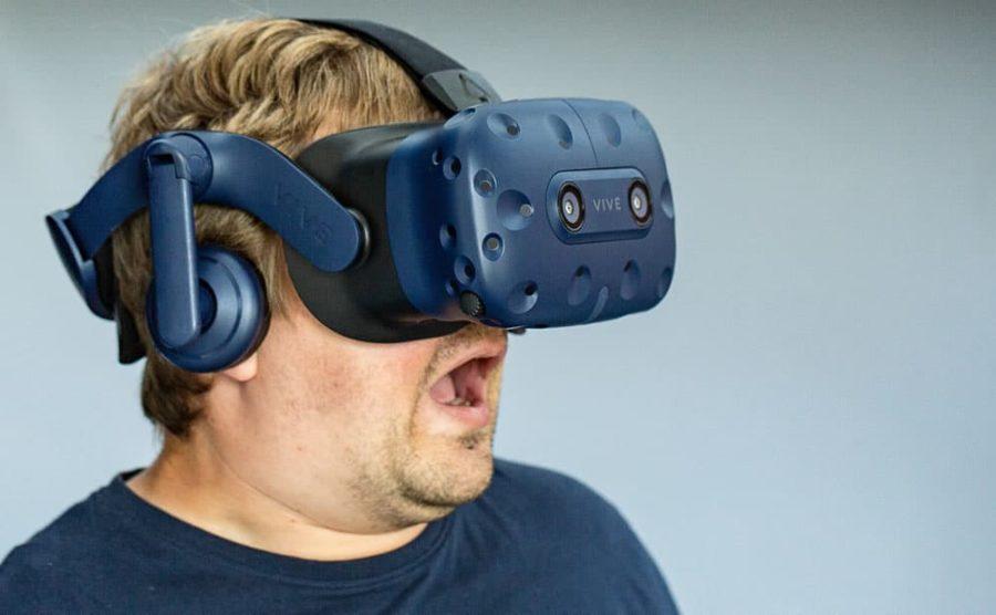 HTC stratégie réalité virtuelle