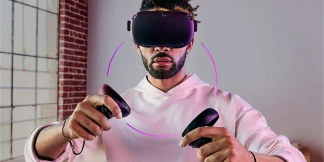 OOculus Quest 2 année 2020