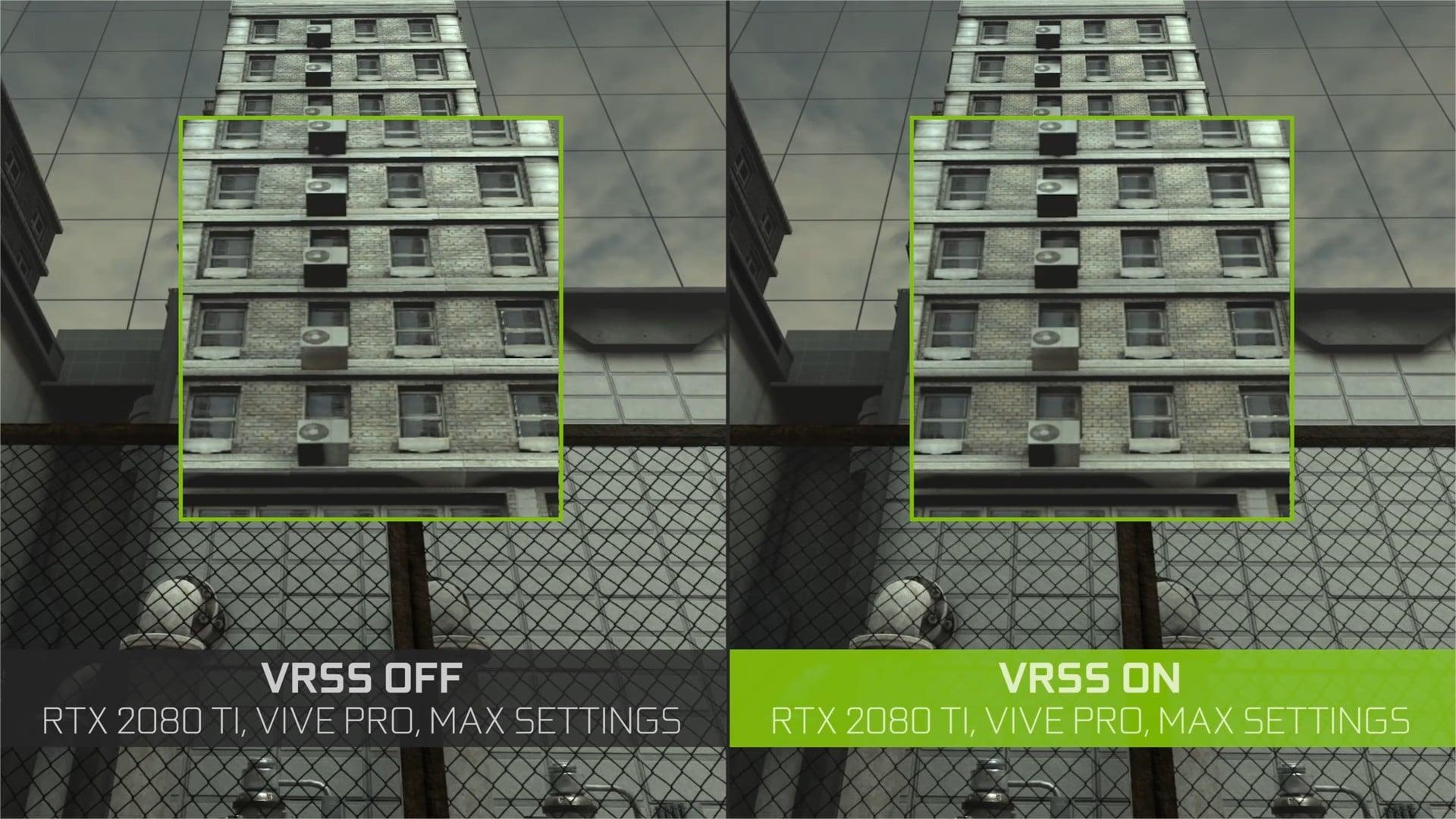 VRSS Nvidia RTX