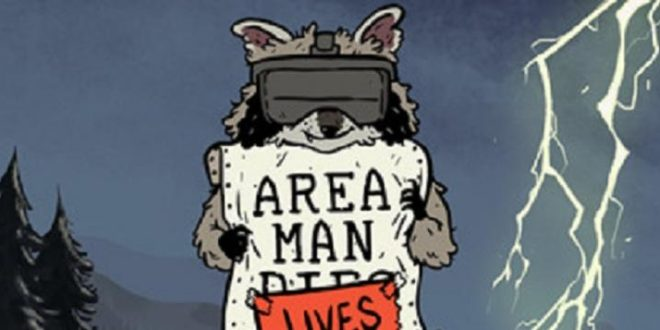 Area Man Lives