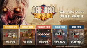 Arizona Sunshine Old Mine