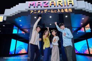 Mazaria Japon
