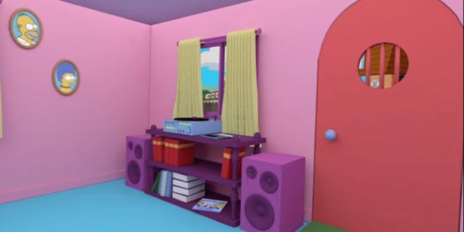 Espace d'accueil Oculus Quest personnalisé
