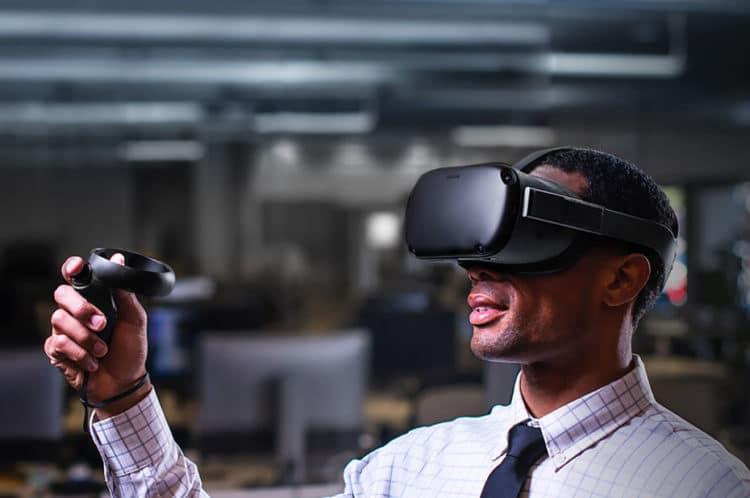Oculus Business date sortie