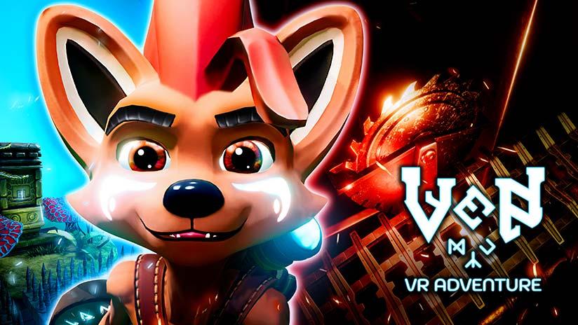 Ven jeu de plateforme en réalité virtuelle