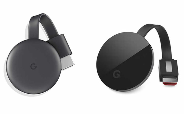 Accessoires Oculus Quest Chromecasts