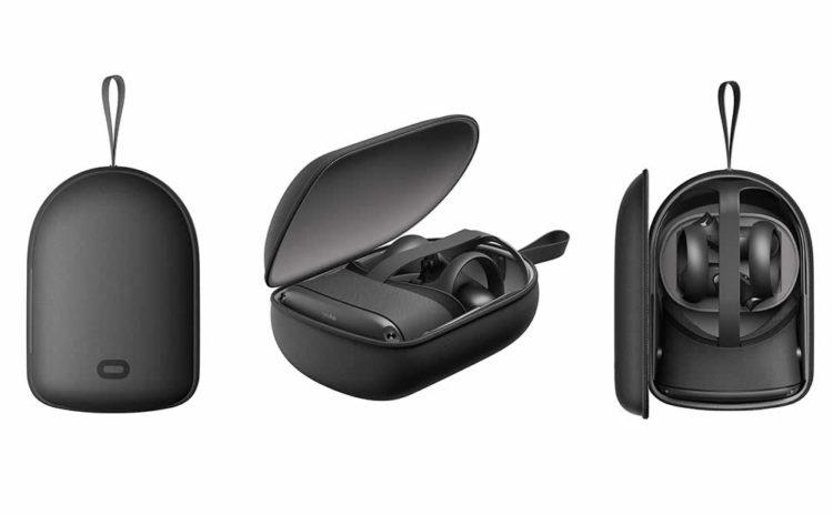 Accessoires Oculus Quest étui valise de transport