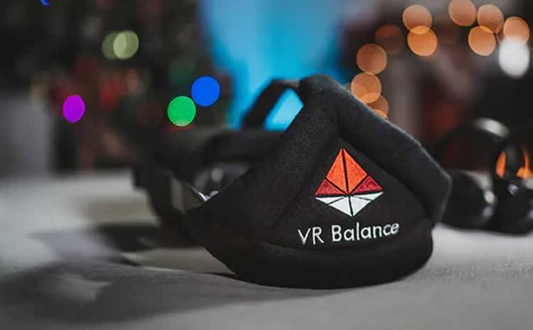 Accessoires Oculus Quest répartition poids
