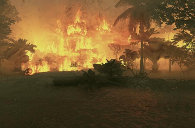 Be Earth expérience en réalité virtuelle changement climatique