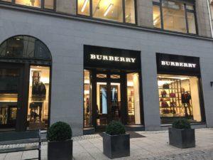 burberry réalité augmentée