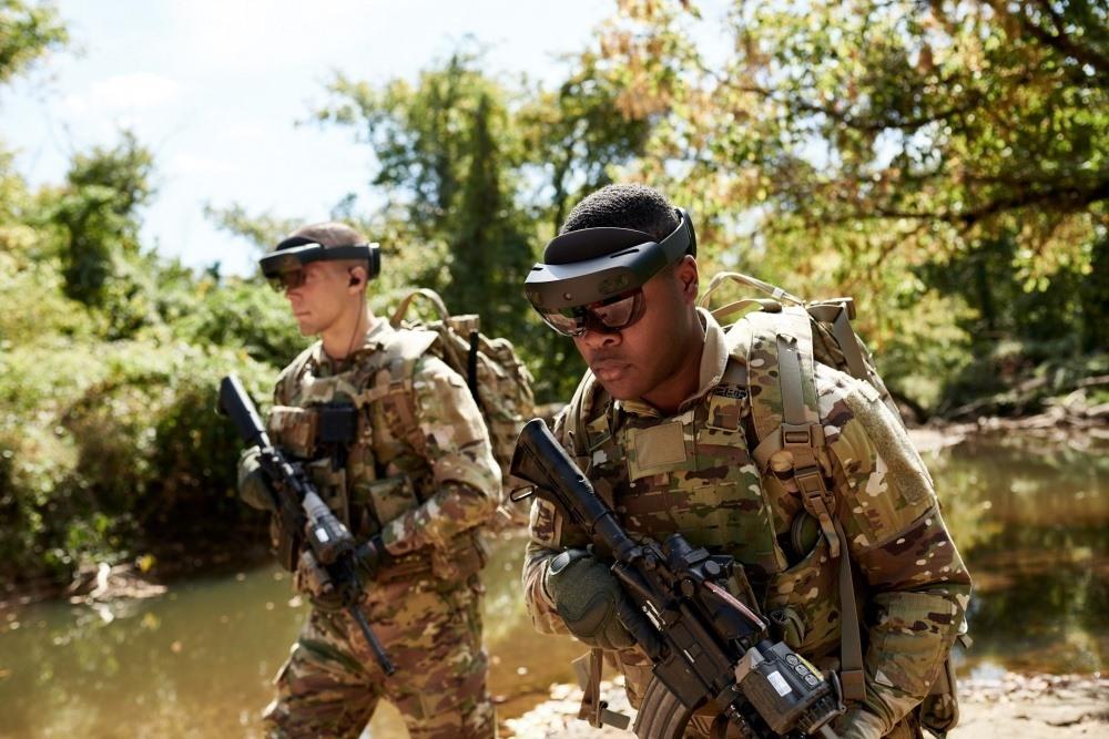 Armée américaine HoloLens 2