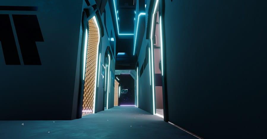 the cluster monde virtuel