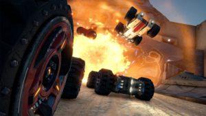 GRIP : Combat Racing disponible gratuitement en VR pour PC