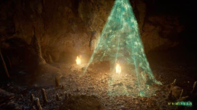 visite vr de la grotte espagnole de La Grama