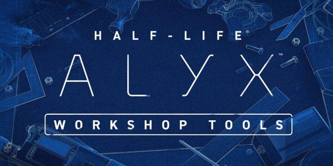 Half life alyx outils modding