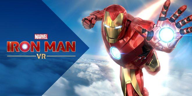 iron man VR psvr