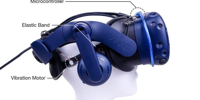 walking vibe VR