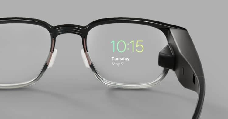 Les lunettes de réalité augmentée à nouveau dans le viseur de Google?