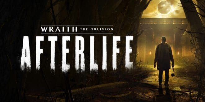 wraith: the oblivion - afterlife teaser