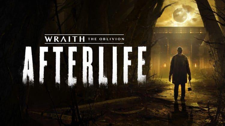 wraith: the oblivion - afterlife teaser