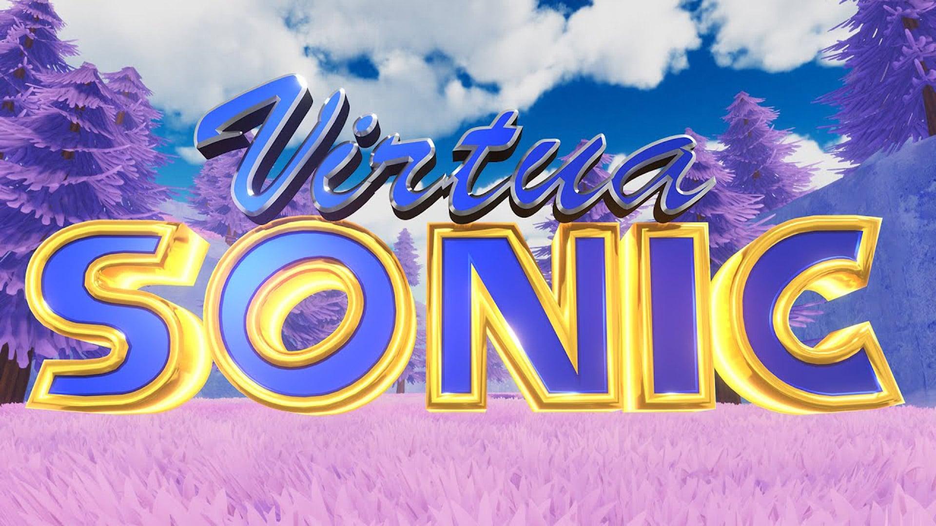 jeu fan made virtua sonic