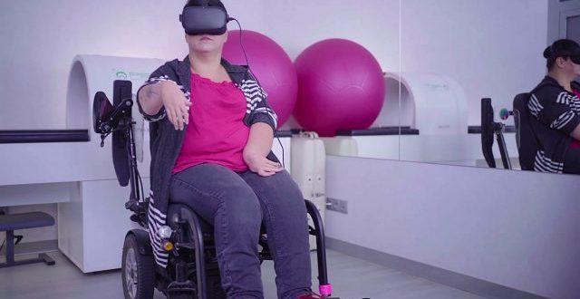 walkinvr pour personnes handicapées sur steam vr