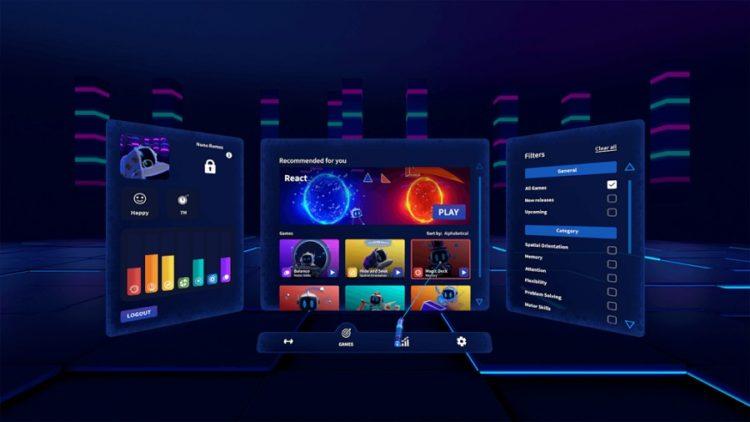 enhance VR entrainer cerveau