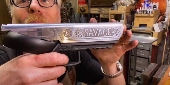 adam savage oculus touch pistol whip