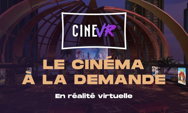 application CineVR