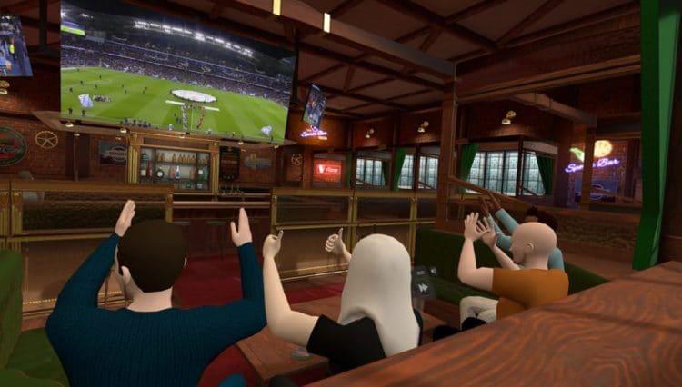 regarder des vidéis dans le nouveau pub virtuel de vTime