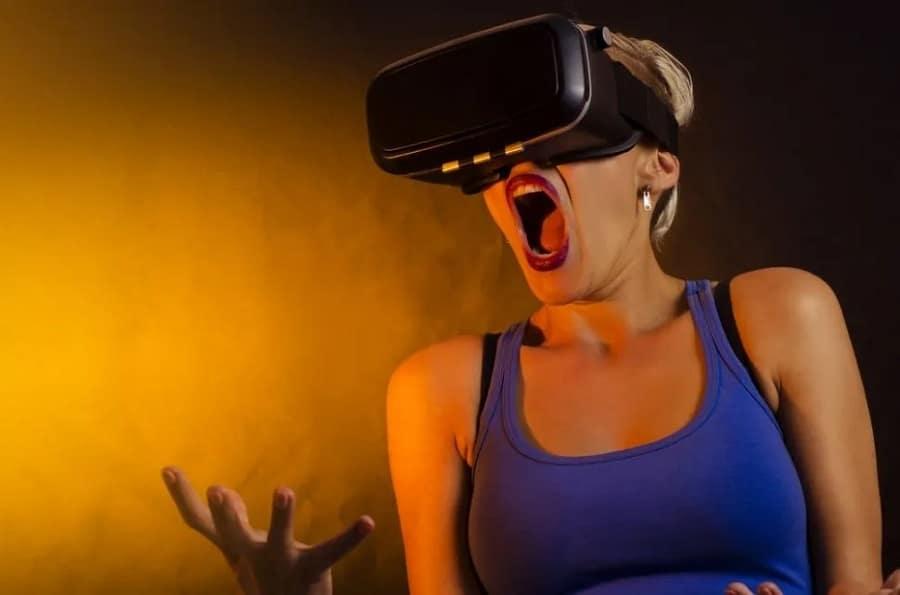 jeu horreur VR