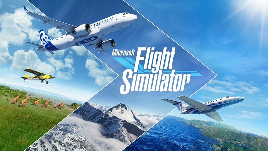Flight Simulator update 5