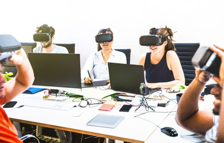 Ressources Humaines VR