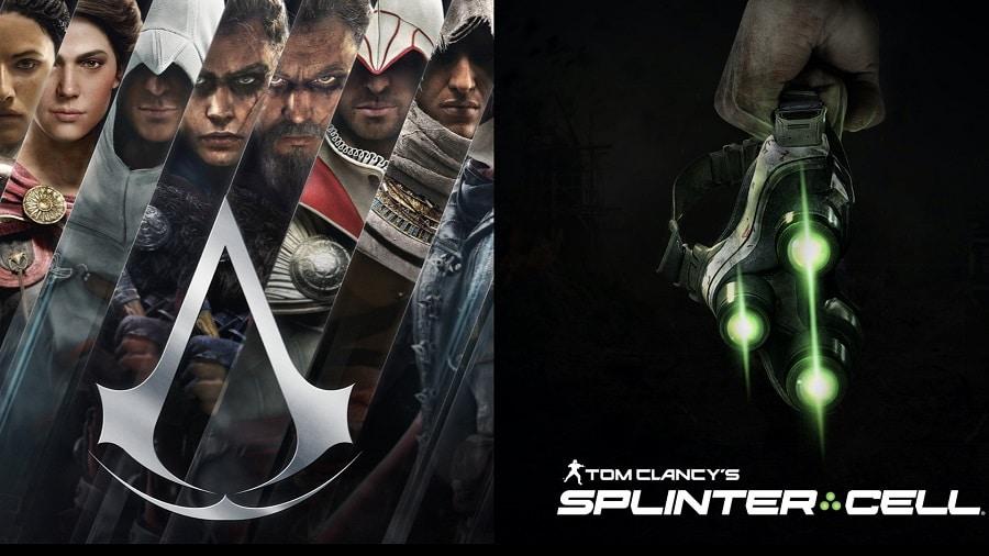 assassin's creed splinter cell VR