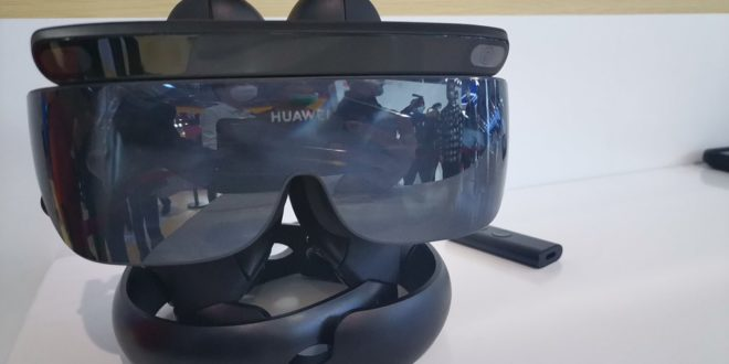 lunettes vr huawei