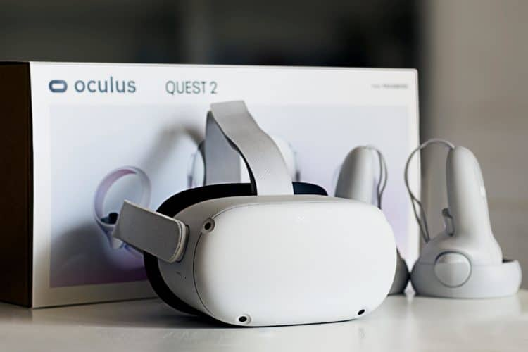 oculus quest 2 design