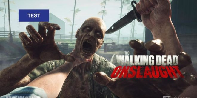 Test The Walking Dead Onslaught